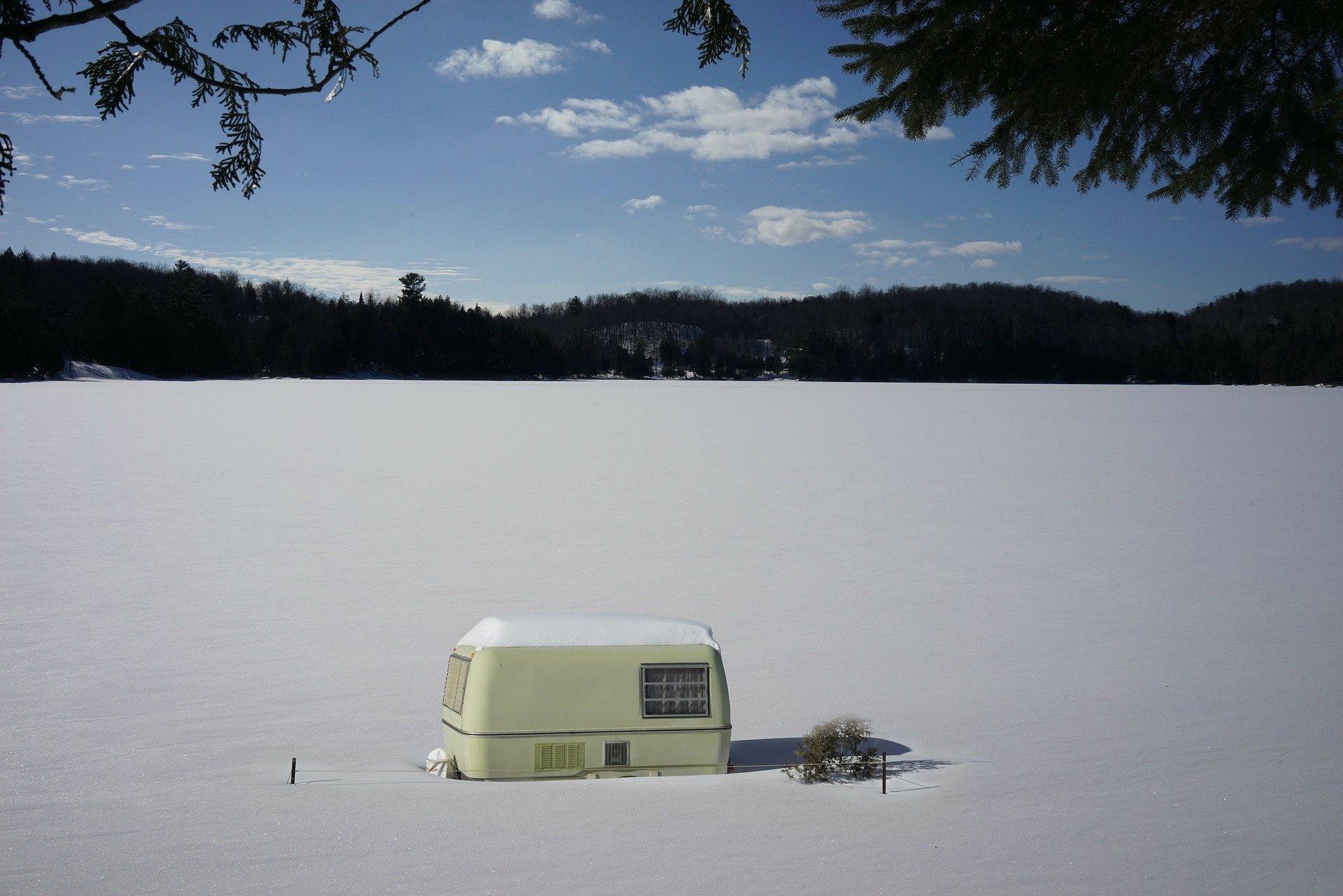 Top 10 Tips for Winter Caravanning
