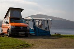 The Tolga Sport awning from Vango