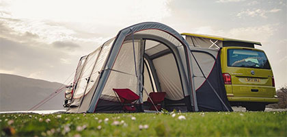 Campervan Awnings