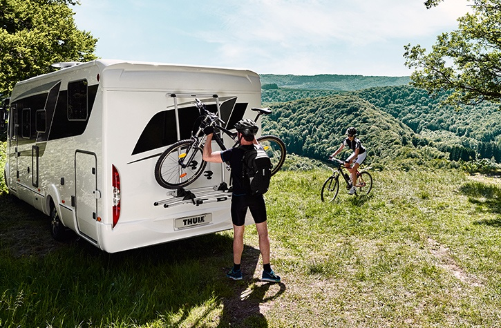 Thule & Fiamma Bike Racks