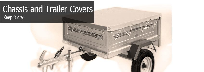 Covers - Wastemaster Cover - Hitch cover - Trailer Cover