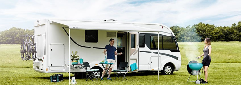 Thule awnings