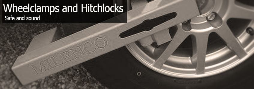 Wheelclamps - Hitch Locks