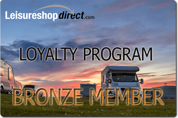 Leisureshopdirect Bronze Loyalty Card