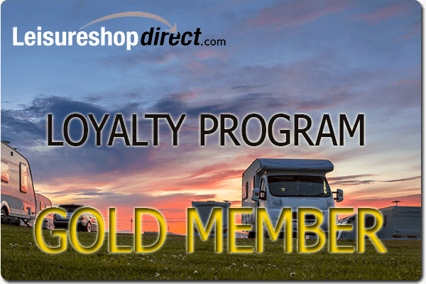 Leisureshopdirect Gold Loyalty Card