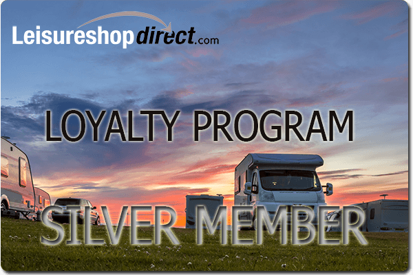 Leisureshopdirect Silver Loyalty Card