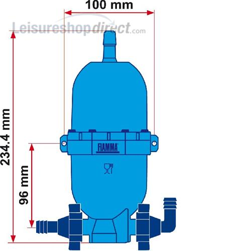 fiamma water tank instructions