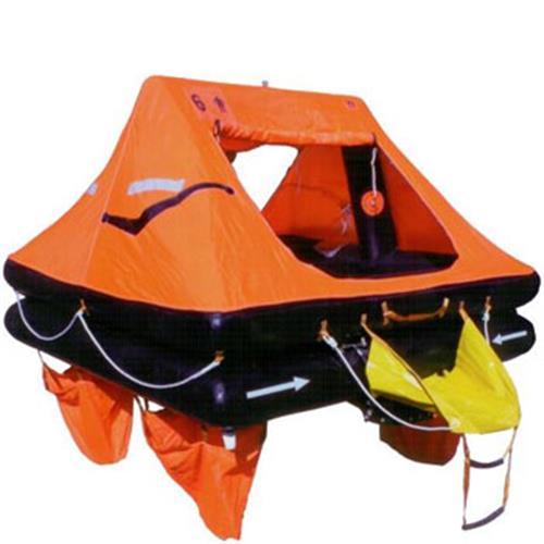 8 Man Wetline Offshore Classic Liferaft