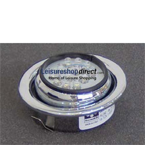 Recessed Eyeball LED Light 68mm | Spotlights - Caravan ... | 500 x 500 jpeg 25kB