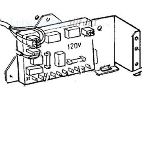 dometic circuit board