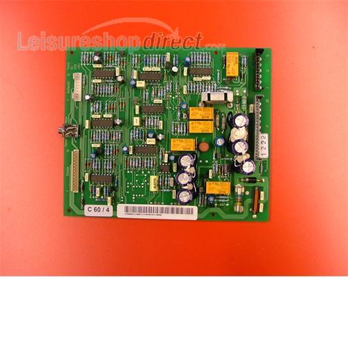 Truma Combi Pcb For C6002 C Version Trumatic C 6002 C