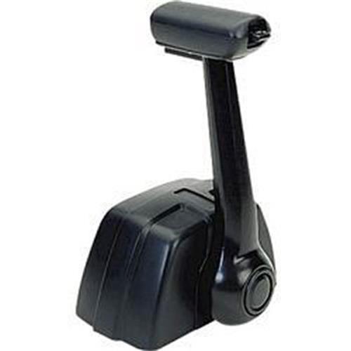 Teleflex Morse Controls Single : Teleflex sl ob top mount control with trim and tilt