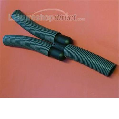 Easi drain mm waste hose connections leisureshopdirect