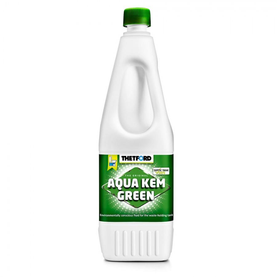 aqua kem green instructions