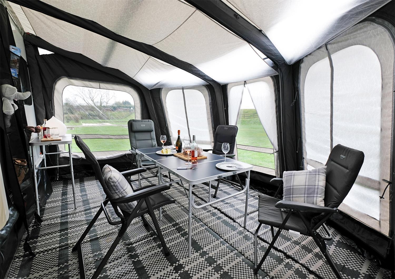 Vango Florence 420 All Season Residential Caravan ...