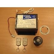AS210 Remote Control Alarm System