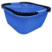 Brunner Cleo Blue Square Washing Up Bowl
