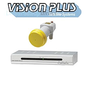 Vision Plus FOCUS Satellite Upgrade Kit