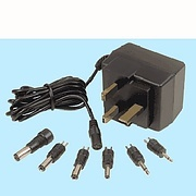 12vDC Regulated Power Supply (UK 3 Pin)