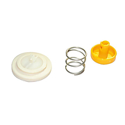 Thetford Vent Button Assembly - Yellow