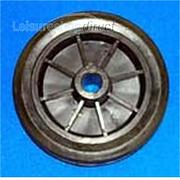 Spare Jockey Wheel  200mm x 50mm