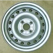 Wheel Rim 5.5J 4 Stud 14in - Silver