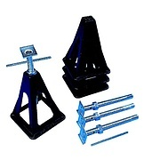 Fiamma Plastic Axle Jack Stand Set 4