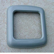CBE 1 Way Outer Frame colour - Grey metallic