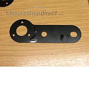Caravan Towing Socket Mounting Plates