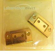 Hinge flush brass finish, 1 1/2$$$