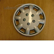 14$$$ Silver Wheel Trim