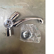 Monolever Fold Down Tap Chrome
