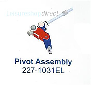 Reich MoveControl Economy Left Hand Pivot Assembly