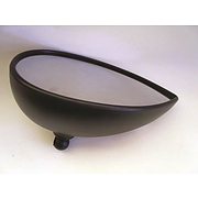 Milenco Flat Aero Mirror Head