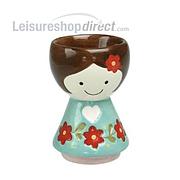 Egg Cup Milkmaid - Heidi