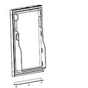 Dometic Freezer Door