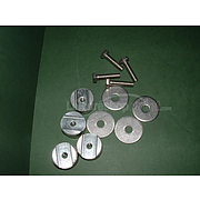 Fiamma Roof Rail Bolt Kit