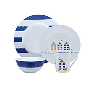 Seashore Melamine Dining Set