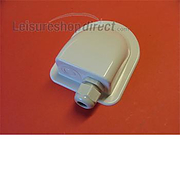 Roof Gland for Solar Panel - 1 Way