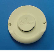 Cowl outer plate - cream to fit Trumatic Boilers