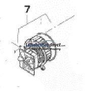 Combustion Air Motor for Truma Combi Boilers