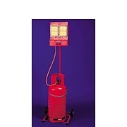 Bullfinch 2200 Gemini Trolley Heater