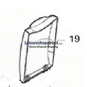 Truma Ultraflow Compact Housing Lid Ivory