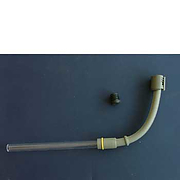 Drain tube assembly, right hand for Thetford Casette Toilets C2 & C4