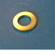 Alko Flat Washer A13 plated