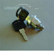 Fiamma Security Handle 31 Lock and Keys