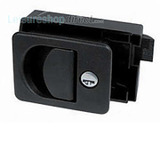 Door ^^^Cube^^^ Lock with Recessed Grip