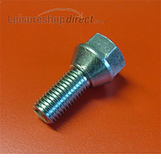 Wheel bolt M12 for Alko chassis