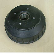 Alko Brake Drum 2051 Euro 4 stud (573192)