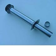 Universal flue kit for caravan water heaters